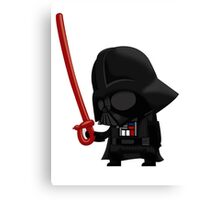 Darth Vader's Disappointment Canvas Print