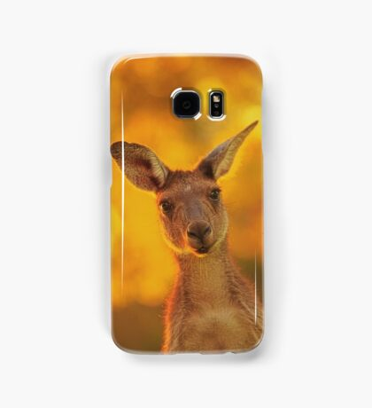 Kangaroo - Western Australia (Galaxy Case) Samsung Galaxy Case/Skin