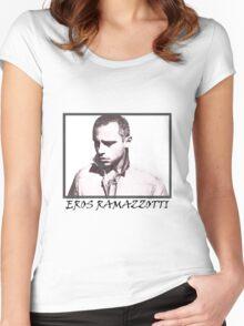 Eros Ramazzotti Women's Fitted Scoop T-Shirt
