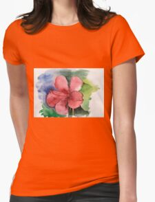 Seamless floral background watercolor T-Shirt