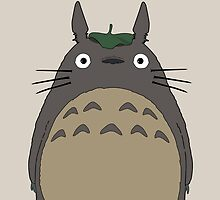 My Neighbor Totoro by Studio Momo╰༼ ಠ益ಠ ༽