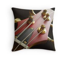 my g string Throw Pillow