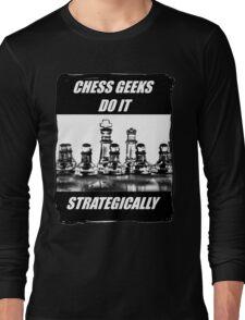 Chess Geeks Long Sleeve T-Shirt