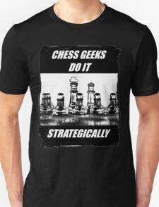 Chess Geeks T-Shirt