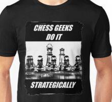 Chess Geeks Unisex T-Shirt