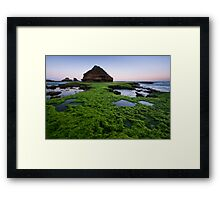Fantasy Quest Framed Print