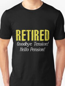Retired T-shirt T-Shirt