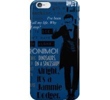 Eleventh hour iPhone Case/Skin