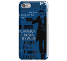 Eleventh hour iPhone Case/Skin