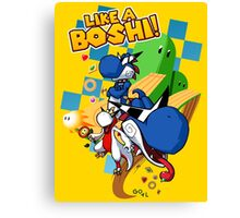 Like a Boshi Canvas Print