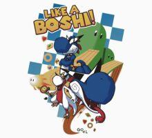 Like a Boshi One Piece - Short Sleeve