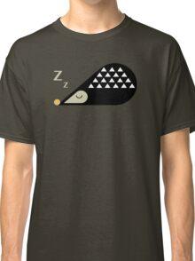 Sleeping Hedgehog  Classic T-Shirt