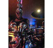 club robot Photographic Print