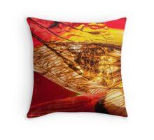 Fuego Incurable Throw Pillow