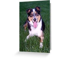 My Name Is Chili Greeting Card