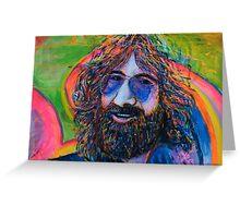 Jerry sunshine  Greeting Card