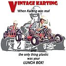 Vintage Karting, When Karting was real  by harrisonformula