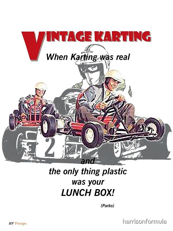 Vintage Karting, When Karting was real  by harrisonformula