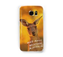 Kangaroo - MAD About Western Australia (Galaxy Case) Samsung Galaxy Case/Skin