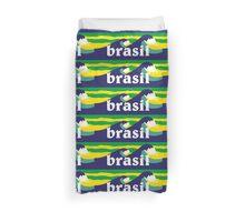 Brasil waves ondas surf Duvet Cover