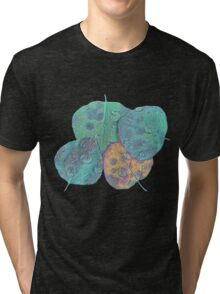 Psychedelic Fall Tri-blend T-Shirt