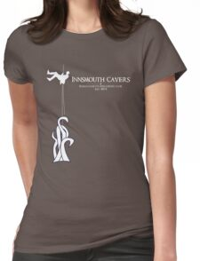 Innsmouth Cavers Club Womens Fitted T-Shirt