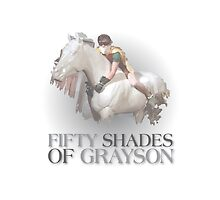 Fifty Shades of Grayson by SKUniqueDesigns