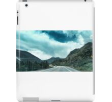 A Drive Through The Colorado Rockies iPad Case/Skin