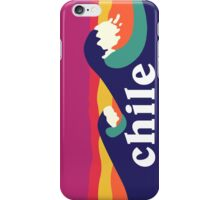 Chile Surf Waves iPhone Case/Skin