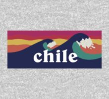 Chile Surf Waves by mustbtheweather
