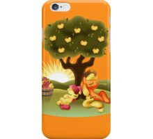 My Little Pony FiM - Apple Sisters iPhone Case/Skin