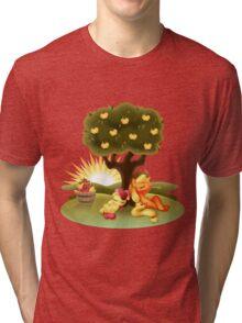 My Little Pony FiM - Apple Sisters Tri-blend T-Shirt