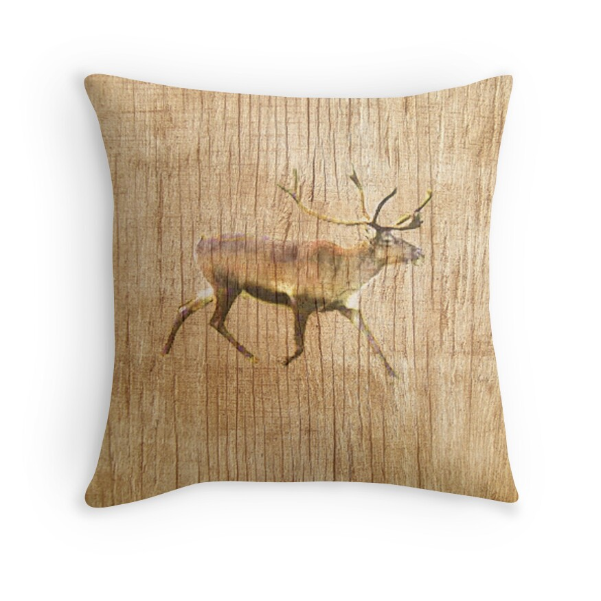 Scandinavian Christmas Pillow :