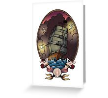 Mermaid Voyage Greeting Card