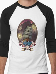 Mermaid Voyage Men's Baseball ¾ T-Shirt