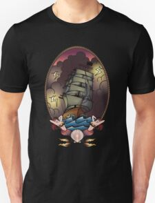 Mermaid Voyage Unisex T-Shirt