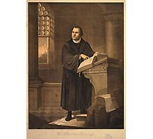 Dr. Martin Luther Photographic Print
