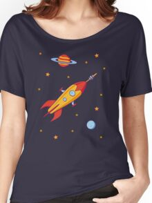 Spaceship! Women's Relaxed Fit T-Shirt