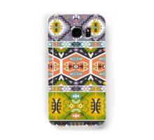 Seamless aztec pattern with geometric elements Samsung Galaxy Case/Skin