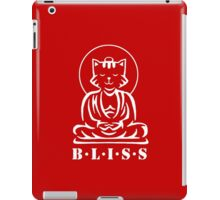 Bliss (Red) iPad Case/Skin
