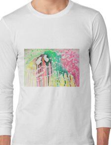 Jurassic Park Fan Art - Trex 1 Long Sleeve T-Shirt
