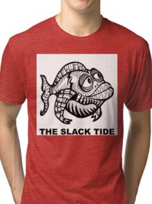The Slack Tide Tri-blend T-Shirt
