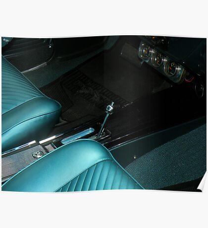 1965 Pontiac GTO - 3 Poster