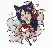 Cute Ahri chibi Kids Clothes