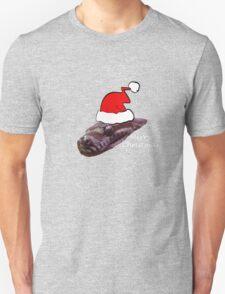 Merry Christmas Snake   TEE T-Shirt