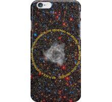 Universal Consciousness Hologram & Merkaba iPhone Case/Skin
