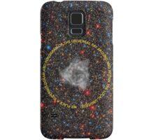 Universal Consciousness Hologram & Merkaba Samsung Galaxy Case/Skin