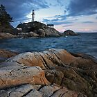 Lighthouse Park, West Vancouver by Ryan Watts