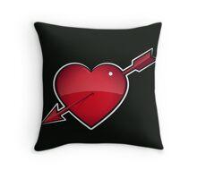 Cupids Arrow Large Throw Pillow Throw Pillow