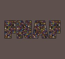 Five Nights at Freddy's - Pixel art - FNAF typography (Black BG) Kids Clothes